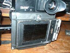 Graflex 2x3 sheet film holder back for Polaroid 600se! instax 3-D Printed rare