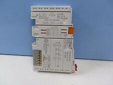 WAGO I/O System 750-504 4DO 24V DC 0,5A Klemme