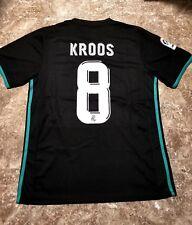 New Tony Kroos 17-18 Real Madrid La Liga Jersey Away Medium