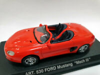 Ford Mustang Mach III Spyder escala 1/43 Detail Cars