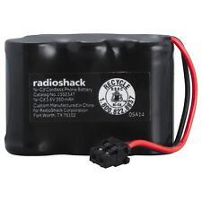 RadioShack Cordless Phone Battery (Panasonic) 350mAh 3.6V Ni-MH  230-2347