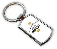 I'm The Priest Gift Wedding Day For Priest Hen Party Stag Do key Ring Present