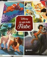 Libro Le più belle fiabe Disney Pinocchio Bella e Bestia Re Leone Biancaneve