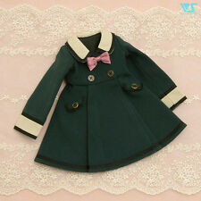 Volks Feb Collection 2017 Super Dollfie Retro Coat Mini Deep Green MSD SDM MDD
