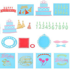 DIY Metal Cutting Dies Stencil Scrapbooking Card Paper Decor Embossing Craft NEW
