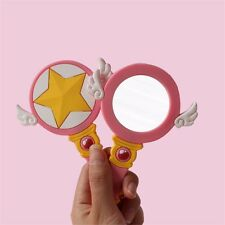 Anime Card Captor Sakura Kinomoto Sakura Make up Mirror Handbag Pendant Cosplay