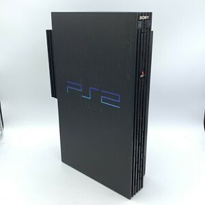 Sony PlayStation 2 PS2 Replacement Console W/ Network Adapter SCPH-50001/N