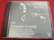 VACLAV TALICH PRESENTS ANTONIN DVORAK - PANTON  (CD 1992 CZECHOSLOVAKIA)