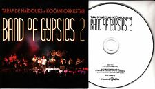 TARAF DE HAIDOUKS & KOCAN ORKESTAR Band Of Gypsies #2 Belgian 11-track promo CD
