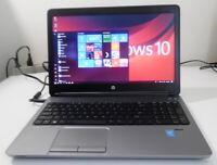"HP ProBook 650 G1 15.6"" Core i7 4702MQ (Max 3.2GHz) 8GB 750/ 500GB WIN OSOFFICE"