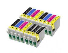 PACK DE 15 tinta GEN. COMPATIBLES NON-OEM Epson SX105 SX-105 711 T0891 T0711 HQ