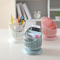 Makeup Cosmetic Stationary Storage Compartment Office Desktop Organiser AA