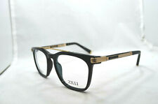 057554f48c1 NEW AUTHENTIC ZILLI Eyeglasses Frame ZI 60018 C01 Hand Made France