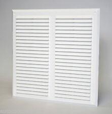 BIANCO Griglia di ventilazione 35.6cm x 35.6cm/350mm 350mm Wall Coperchio Louvre