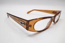 NICE Gucci GG 2424/N/S 5PP Brown Clear Rx Eyeglasses Frames 50[]16-140 6686