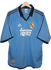 1999 Real Madrid FC Football SHIRT Jersey ADIDAS size L Tricot Camiseta SPAIN