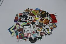 50 STICKER BOMB PACK EURO DUB VW DRIFT SHOWCAR SKATEBOARDING SCOOTER BIKE VINYL