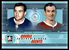 2012-13 ITG Forever Rivals Double Agents  Dick Duff #DAG-02