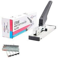 Heavy Duty Stapler With 1000 Staples Sheet High Capacity Office Stapler Desk