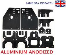 High Quality Anodized ALUMINIUM OX CNC ROUTER GANTRY PLATES KIT NEW