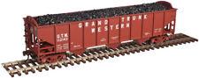 "Atlas ""O"" TM #2001867-1 70T 9-Panel Hopper Grand Trunk Western Arched End 2R"
