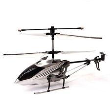 Modellini di elicotteri radiocomandati in plastica nera