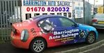 Barrington Auto Salvage 01670820032