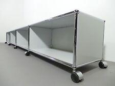 USM HALLER LOWBOARD/TV BOARD/MEDIENBOARD LICHTGRAU BREITE 300 cm HÖHE 38,5 cm
