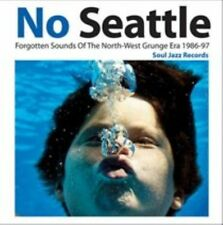 1 CENT 2CD No Seattle: Forgotten Sounds of North-West Grunge Era 1986-97 - V/A
