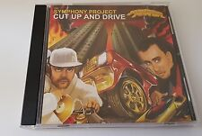 The Symphony Project, Cut Up And Drive CD