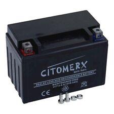 Batterie YTX9-BS 12V 9AH Wartungsfrei für Piaggio/Vespa ET4 125 Leader Bj. 00-04