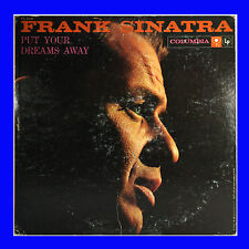 """Frank Sinatra Record """"Put Your Dreams Away"""" MFD. By Columbia Marcas Reg."""