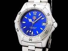 TAG Heuer Wristwatches with 12-Hour Dial