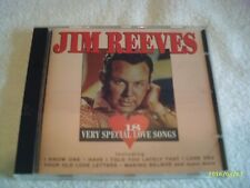 Jim Reeves - 18 Very Special Love Songs -Live From The Grand Ole Opry 1959 - CD