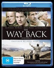 The Way Back (Blu-ray, 2011)