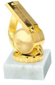 Fussball-Pokal (Schiedsrichter) mit Ihrer Wunschgravur (P014)
