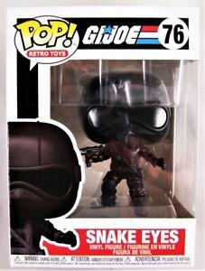 Funko POP! GI Joe: Snake Eyes