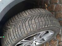 5MM Pneu Michelin Cross Milieu SUV Pièce Porté Pneu 235 50 18 Pneu 3
