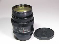 JUPITER-9 2/85mm #7503156 Portrait lens with M39/L39 RGF Leica screw mount