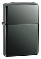 New ZIPPO Lighter Black Ice Free Shipping 100% Genuine