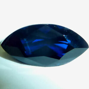 Price Per Lot 5 Pcs 3x6mm Natural Montana Sapphire Faceted Marquise Gemstone Loose Montana Sapphire Marquise Faceted