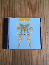 Madonna The Immaculate Collection RARE Australian CD Album
