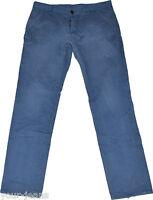 Jack & Jones Jeans  Bolton Edward  W34 L32  Chino  Blau  Used/Destroyed