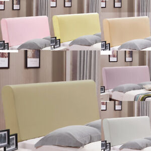 190-220cm Width Strench Bed Headboard SLIP COVER for King / California King