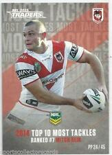 Single - Insert St George Illawarra Dragons Original NRL & Rugby League Trading Cards