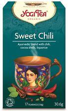 Yogi Tea Dulce Chile mexicano Spice - 17 Bolsas