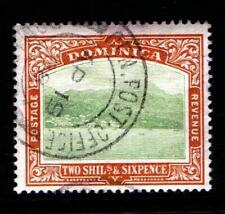 DOMINICA.1903.PICTORIAL 2s6d.USED.SG#35/75