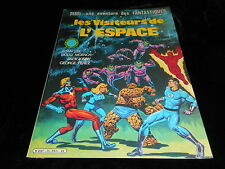 Les Fantastiques : Album 35 : Les visiteurs de l'espace