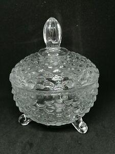 Crystal Glass Home Sweets Sugar Fancy Glassware Crystal Jar Decorative Bowl