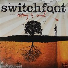 Switchfoot - Nothing is Sound (CD 2005 Sparrow Sony EMI) VG++ 9/10